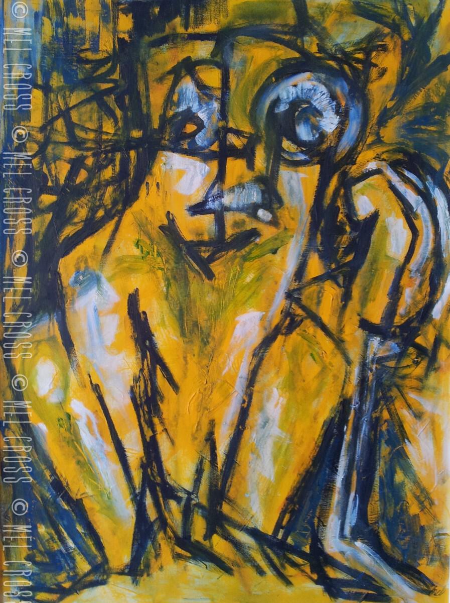 'Comfort' - Mel Cross