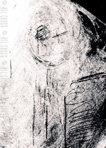 2am Sketch Inverted - Mel Cross