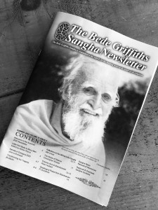 The Bede Griffiths Sangha Newsletter 2020