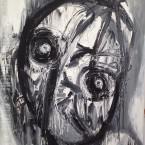 'Self-Portrait' - Mel Cross