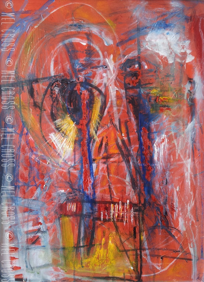 'Confusion' - Mel Cross