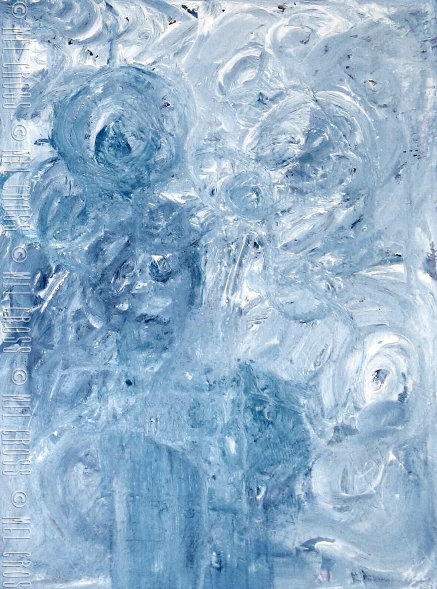 'Summer Flowers by the Sea' - Mel Cross