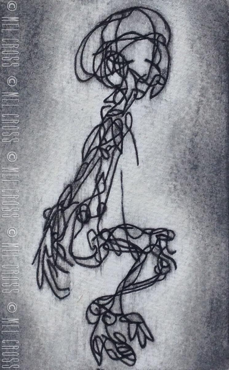 Line - Mel Cross Art